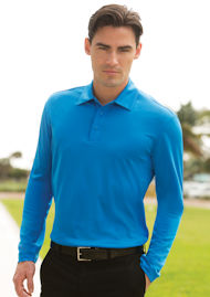 Men's Silk Touch Performance Polos