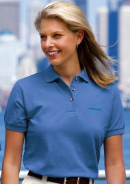 Women's Cotton Polo Shirts