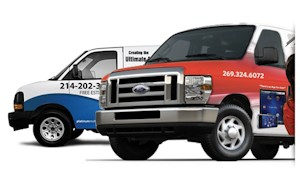 Medium Van Graphics
