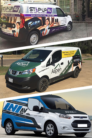 Small Vehicle Graphics